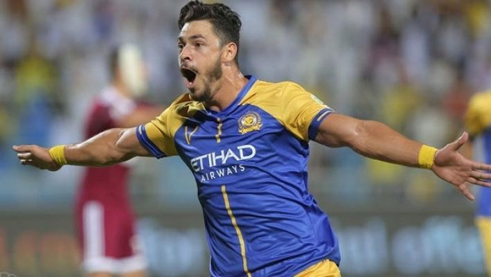 Fenerbahçe'nin eski futbolcusu Giuliano'ya Brezilya ekibi Cruzeiro talip oldu