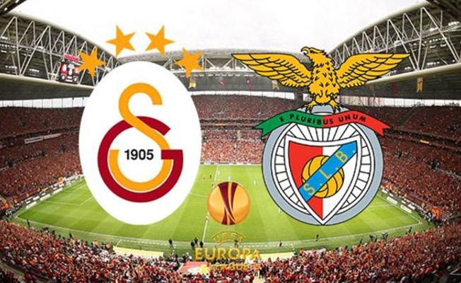 Galatasaray- Benfica Avrupa Ligi Maçı Ne Zaman?- Galatasaray- Benfica eşleşmesi UEFA Son 32