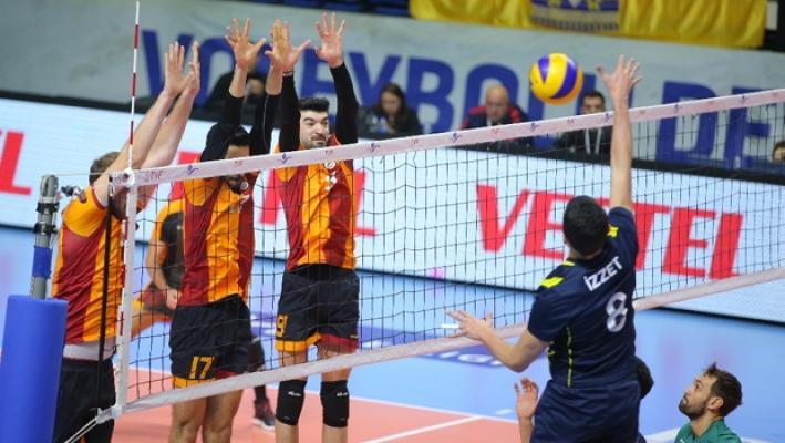 Galatasaray, Fenerbahçe'yi deplasmanda 3-2 yendi