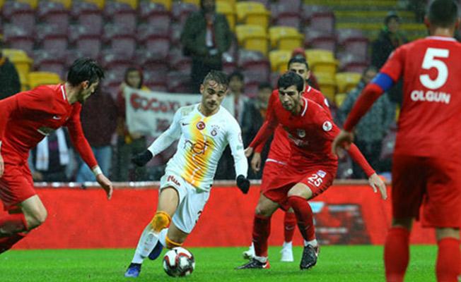 Galatasaray- Keçiörengücü Maçı Kaç Kaç? Galatasaray- Keçiörengücü Maç Özeti