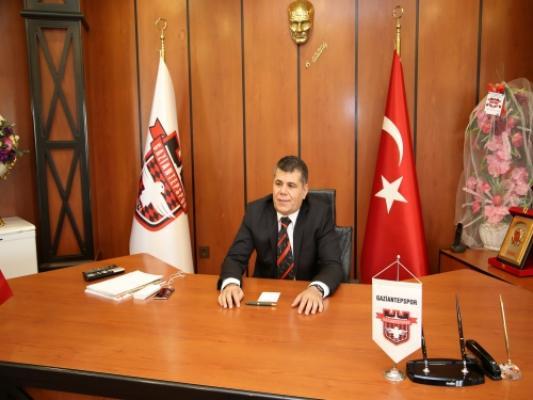 Gaziantepspor'un kulüp başkanı Hasan Şahin küme düşeceklerini açıkladı