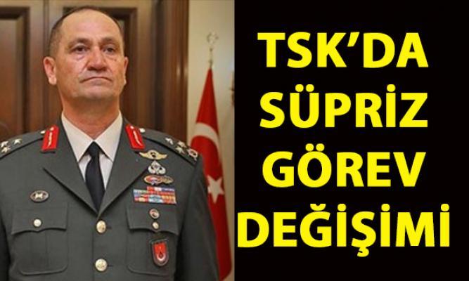 Generallerin atamalarına ilişkin karar Resmi Gazete'de yayımlandı