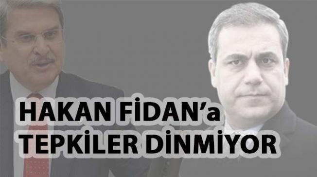 Hakan Fidan'ın ABD Senatolarıyla görüşmesi olayına tepkiler dinmiyor