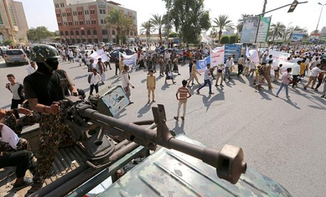 Hudeyde'de çatışma