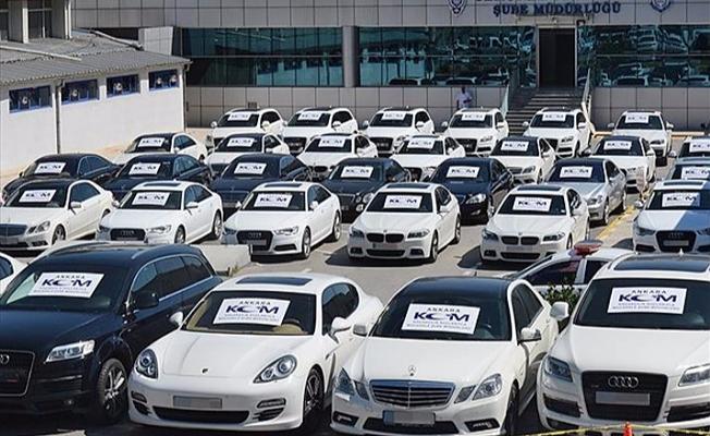 İçişleri Bakanlığı trafikten men edilen araç sayısı hakkında bilgi verdi