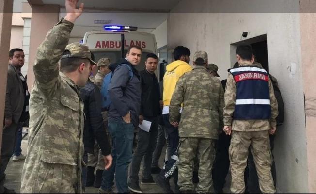 Iğdır'da şehit haberi- 1 asker şehit oldu 5 askerimiz yaralı