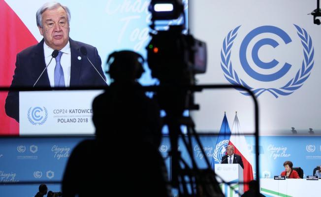 """İklim Konferansı: """"Yaşam ve ölüm meselesi"""""""
