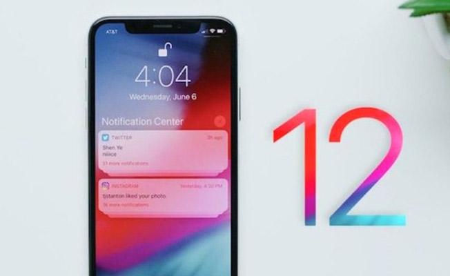 iOS 12.1.2 Yayınlandı! iOS 12.1.2 Özellikleri Neler?