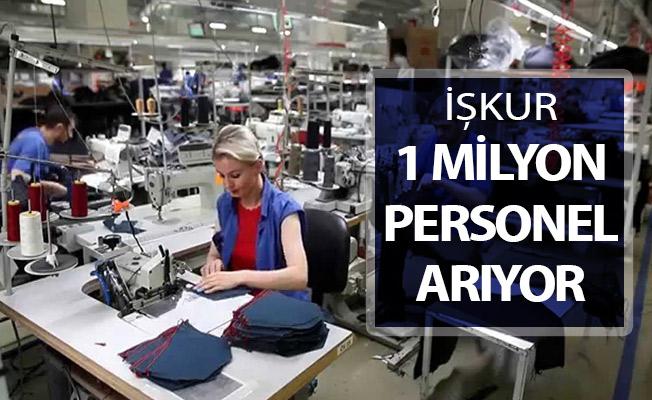 İŞKUR'dan Yeni İş İlanları Yayımlandı ! 1 Milyon Personel Aranıyor !