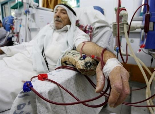 İsrail, hasta filistinlilere tıbbi malzeme ihtiyaçlarının sadece yüzde 15'ne izin veriyor