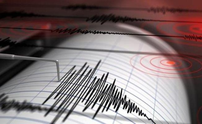 İstanbul'da son dakika deprem