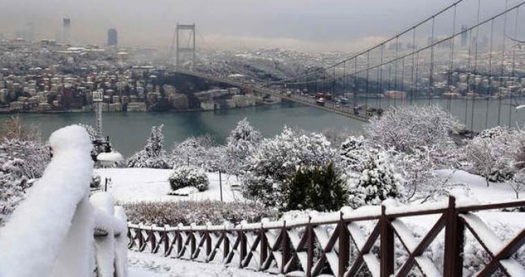 İstanbul İçin Çok Önemli Hava Durumu Tahmini: Son 106 Yılın En Sıcak Kışı Yaşanacak