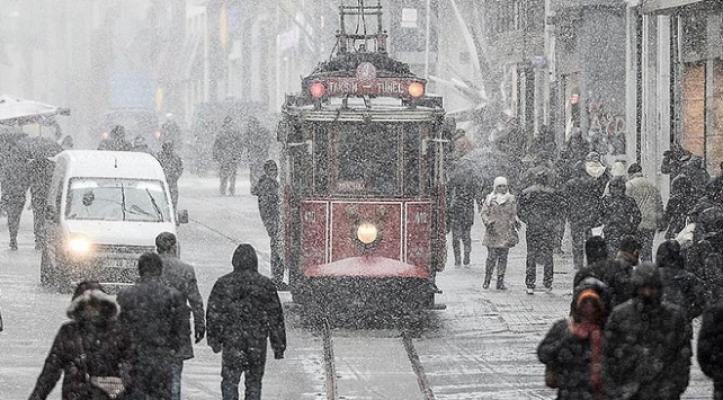 İstanbul son dakika kar yağışı, Meteoroloji tarih verdi!