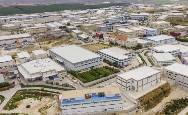 İzmir Menderes'de, Organize Sanayi Bölgesinde kimyasal sızıntı