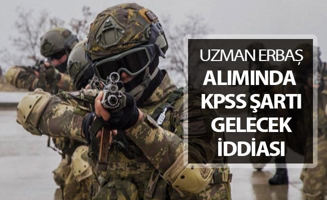 Jandarma Uzman Erbaş Alımında KPSS Şartı Gelecek İddiası !