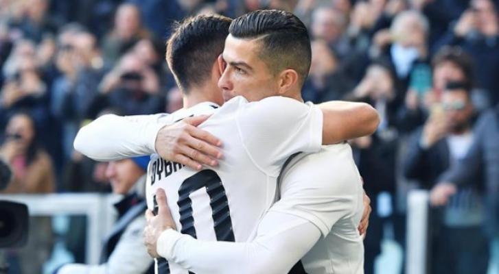 Juventus, sahasında Sampdoria'yı 2-1 yendi