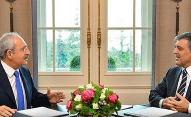 Kılıçdaroğlu, Abdullah Gül İle Neden Görüştü?