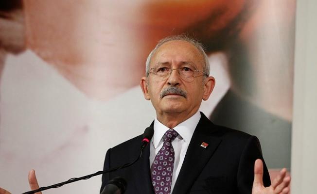 Kılıçdaroğlu, Binali Yıldırım'ın adaylıktan çekilebileceğine dair açıklamalarda bulundu