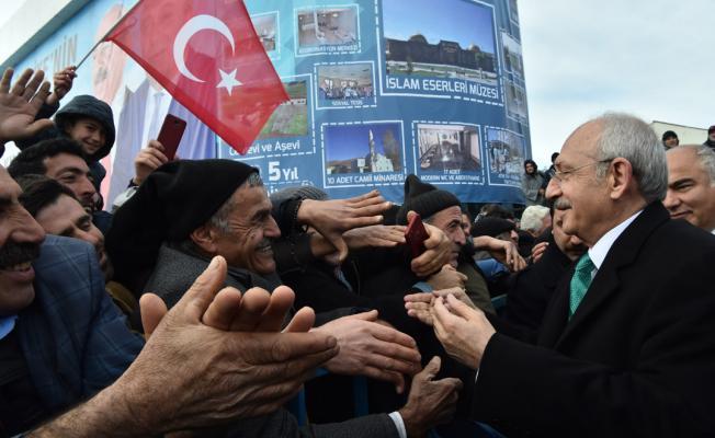 Kılıçdaroğlu, İslam dünyasına önemli mesajlar verdi