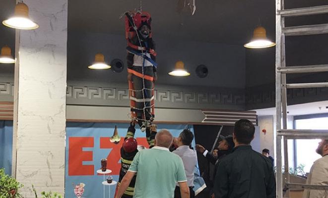 Konya'da 42. kattan atlayarak intihar eden Azerbeycanlı 37 gün yaşadı