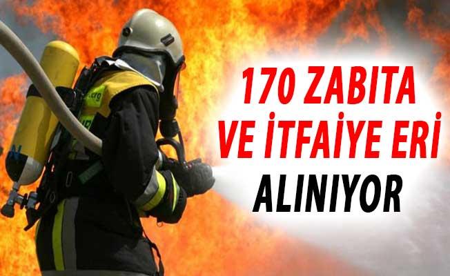 KPSS En Az 50 Puan İle 170 Zabıta ve İtfaiye Eri Alımı Yapılacak ! Trabzon Büyükşehir Belediyesi Memur Alımı
