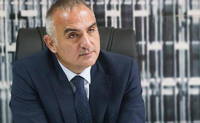 Kültür Bakanı Ersoy'dan Personel İstihdamı Hakkında Açıklama!