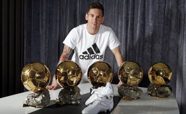 Lionel Messi'den Ballon d'Or itirafı!