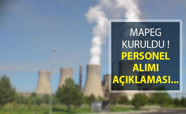 Maden Ve Petrol İşleri Genel Müdürlüğü (MAPEG) Kuruldu! Personel Alımı Açıklaması Geldi