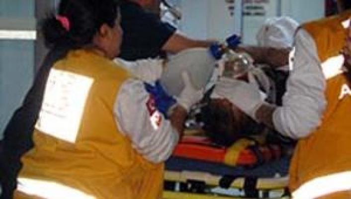 Manisa Turgutlu Devlet Hastanesinde silahlı kavga