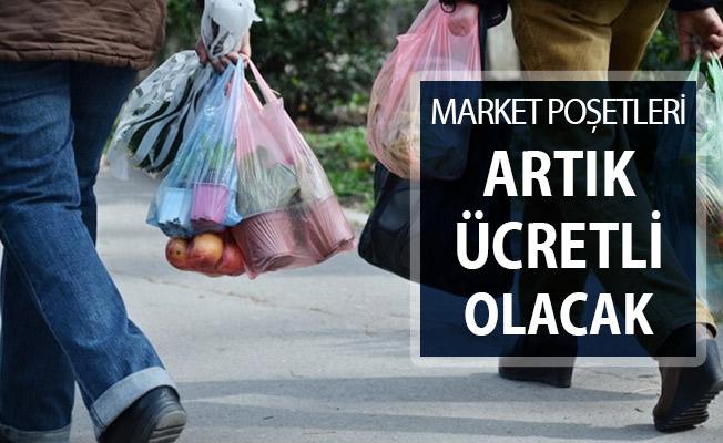 Market Poşetleri Artık Paralı Olacak ! Karar Resmi Gazete'de Yayımlandı