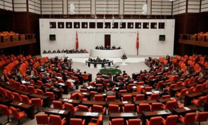 Mecliste, 'Parti Devleti Tartışması'