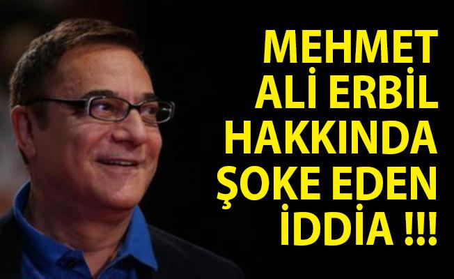 Mehmet Ali Erbil Hakkında Şoke Eden İddia! Kardeşi Canlı Yayında Açıkladı