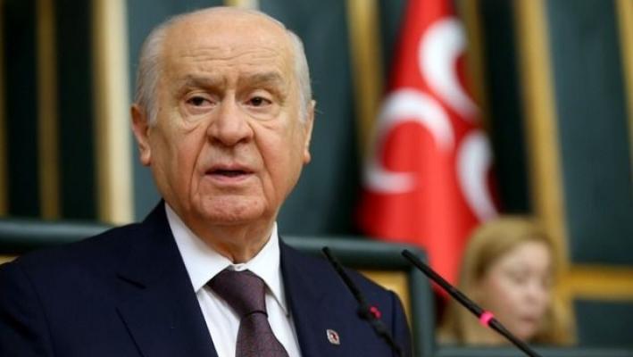 MHP Lideri Devlet Bahçeli'den Çok Önemli Hulusi Akar Açıklaması