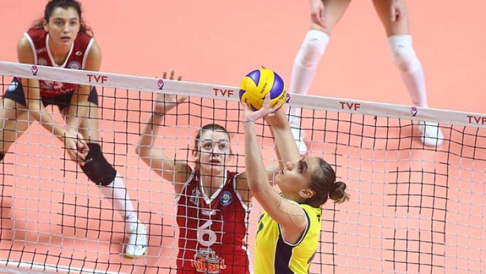 Nilüfer Belediyespor, deplasmanda Fenerbahçe'yi mağlup etti