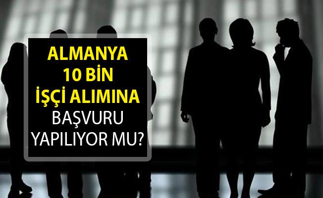 OBM 10 Bin İşçi Alım İlanına Başvuru Yapılıyor Mu? En Az 3 Bin Euro Maaşla 10 Bin İşçi Alımında Son Durum!