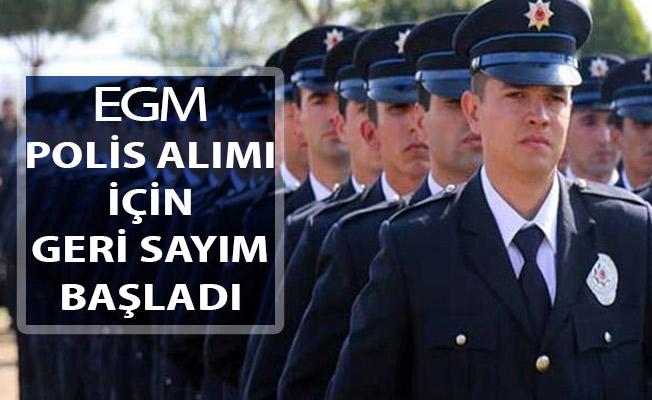 Polis Akademisi Başkanlığı Polis Alımı İçin Geri Sayım Başladı ! PÖH - POMEM - PMYO - PAEM
