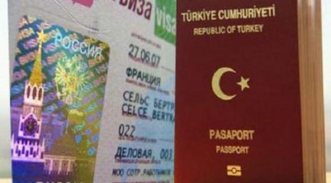 Rusya'ya vizesiz seyahat engeli kalkıyor