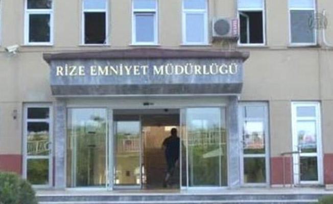 Şehit Edilen Rize Emniyet Müdürü Altuğ Verdi'nin Yerine Atanan Emniyet Müdürü Görevine Başladı