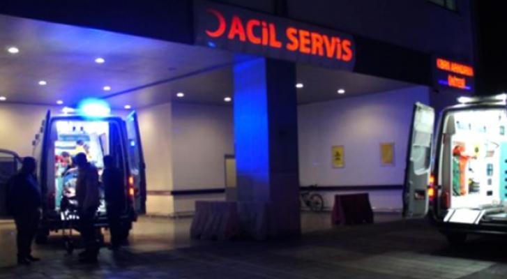 Tekirdağ-İstanbul yolunda feci kaza