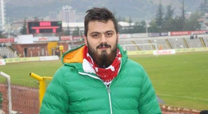 Tokatspor taraftar lideri Emre Şenol hayatını kaybetti