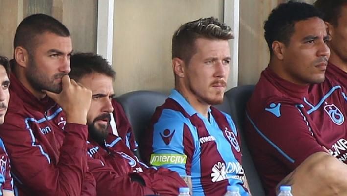 Trabzonspor Onur, Esteban, Zeki, Kucka, Olcay ve Burak'la yollarını ayırmayı planlıyor