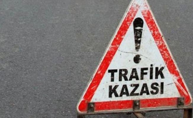 Trafik Kazası Geçiren Öğretmen Feci Şekilde Can Verdi!