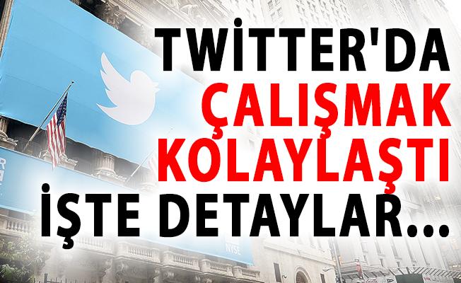 Twitter Çalışmak İsteyenler İçin Kapılarını Açıyor