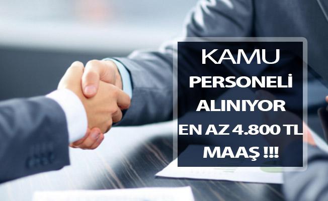 Ulaştırma Bakanlığı 4 Bin 800 TL Maaşla Kamu Personeli Alımı Yapıyor