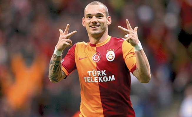 Wesley Sneijder Galatasaray'a Geri Mi Dönüyor? Wesley Sneijder'in Menajerinden Flaş Açıklama