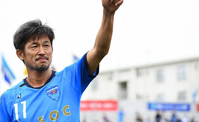 51 Yaşındaki Kazuyoshi Miura Takımı Yokohama FC İle Sözleşmesini Uzattı