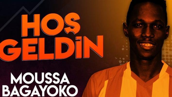 Adanaspor, Malili futbolcu Moussa Bagayoko'yu kadrosuna kattı