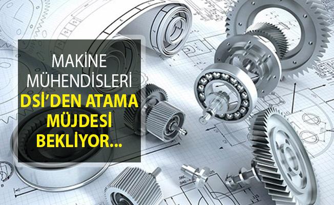 Adaylar DSİ'den Makine Mühendisi Ataması Bekliyorlar! Bu Taleplere Ne Zaman Cevap Verilecek?