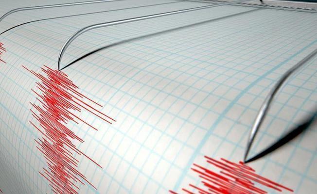 Akdeniz'de 4,7 büyüklüğünde deprem meydana geldi