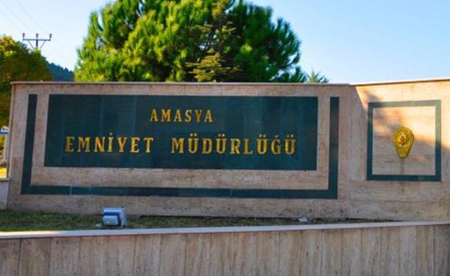 Amasya  İl Emniyet Müdürlüğü'nde Korkunç Olay! Polis Memuru İntihar Etti